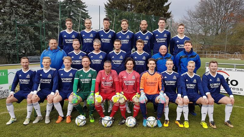 Sg Spergau Fußball